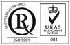 sello de calidad iso 9001 de oxiplant