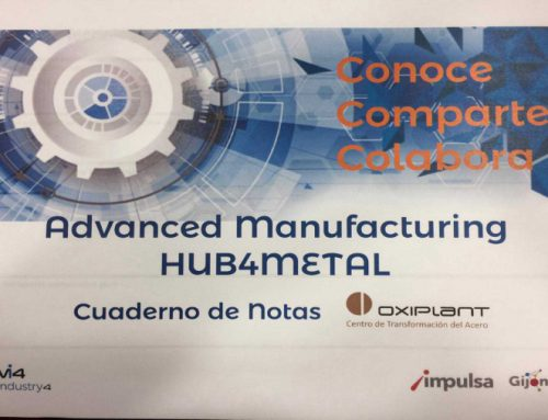 Oxiplant forma parte del proyecto Advanced Manufacturing Hub4metal